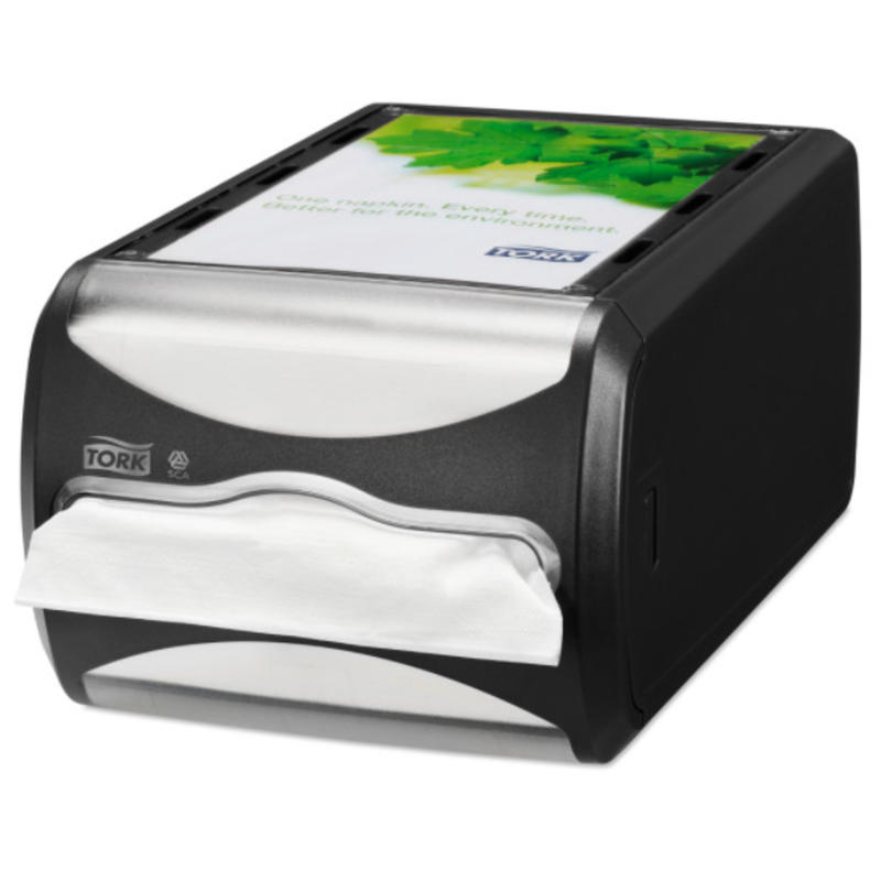 Tork Xpressnap® Counter servetdispenser zwart (N4)