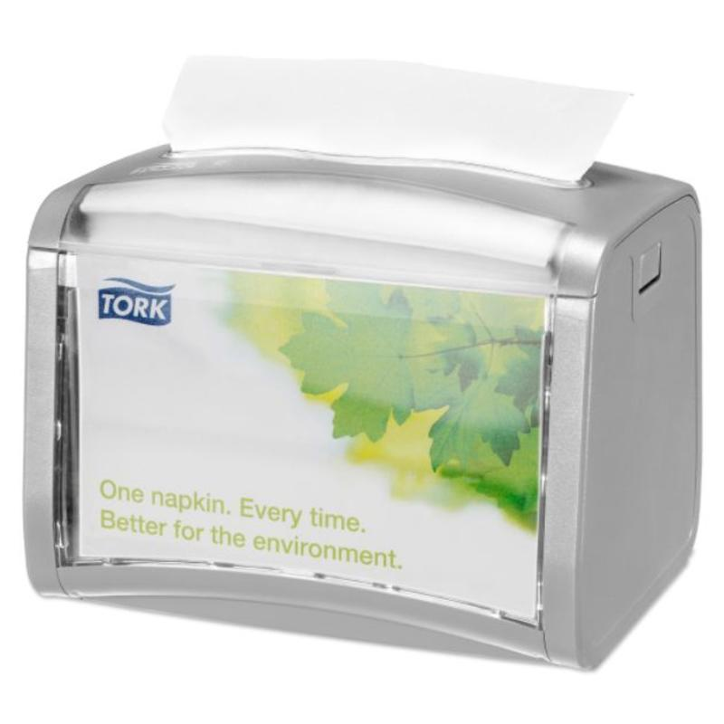Tork Xpressnap® Tabletop servetdispenser lichtgrijs (N4)