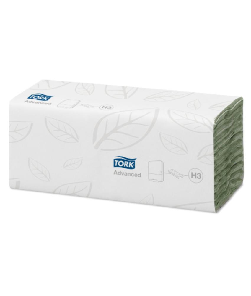 Tork C-vouw Handdoek 2-laags Groen H3 Advanced