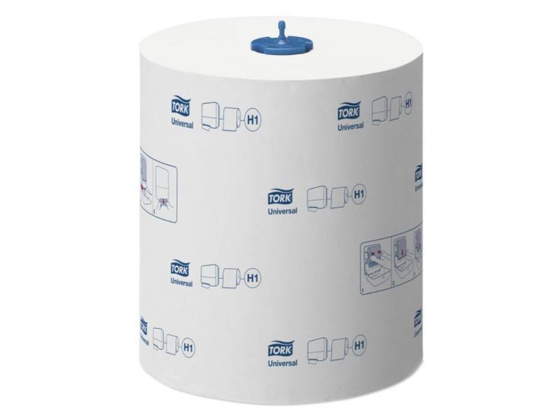 Tork Tork Matic® Extra Lange Handdoekrol 1-laags Wit H1 Universal