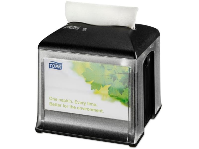 Tork Tork Xpressnap Snack® Tabletop servetdispenser zwart (N10)
