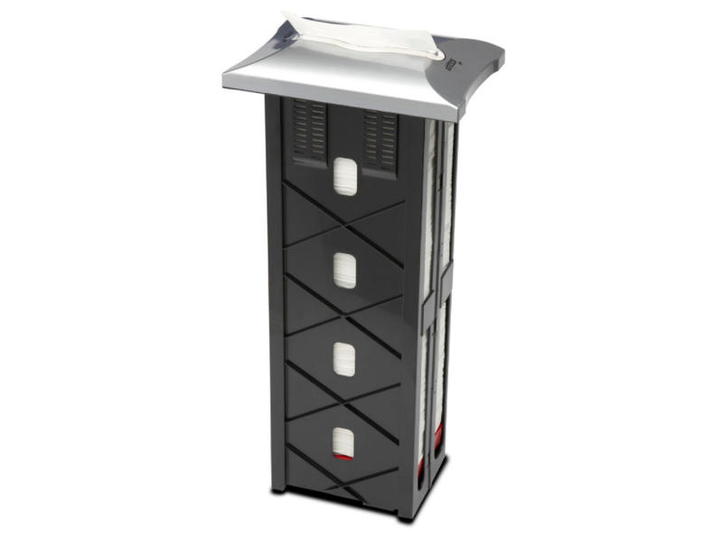Tork Tork Xpressnap® In-counter servetdispenser rvs-look 50cm (N4)