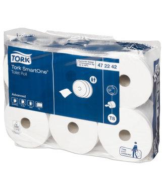 Tork Tork SmartOne® Toiletpapier 2-laags Wit T8