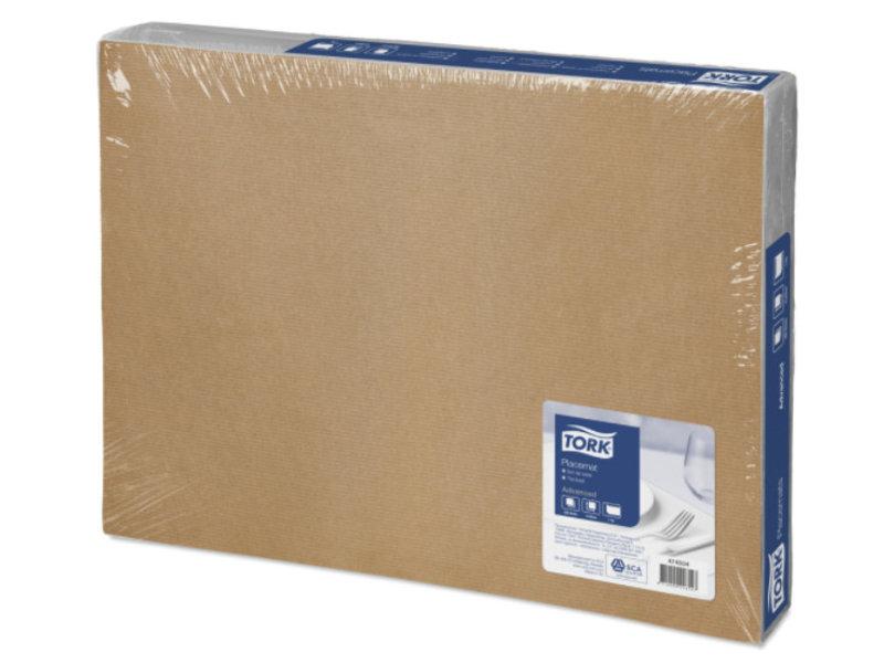 Tork Tork placemat 31x42cm Kraft 5x500