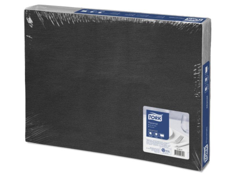 Tork Tork placemat 31x42cm antraciet 5x500