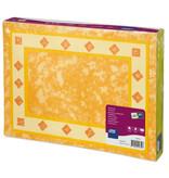 Tork Tork placemat 31x42cm Palazzo Orange 5x500