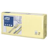 Tork Tork tissue servet 33x33cm 2-laags 1/4-vouw champagne 10x200