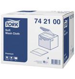 Tork Tork Zachte Wasdoek 1-laags Wit