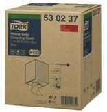 Tork Tork Heavy-Duty Combi Rol Reinigingsdoek Blauw W1/W2/W3