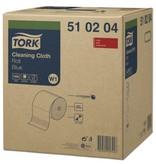 Tork Tork Cleaning Rol Reinigingsdoek Blauw W1