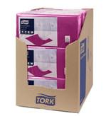 Tork Tork tissue servet 23x23cm 2-laags 1/4-vouw plum 10x300