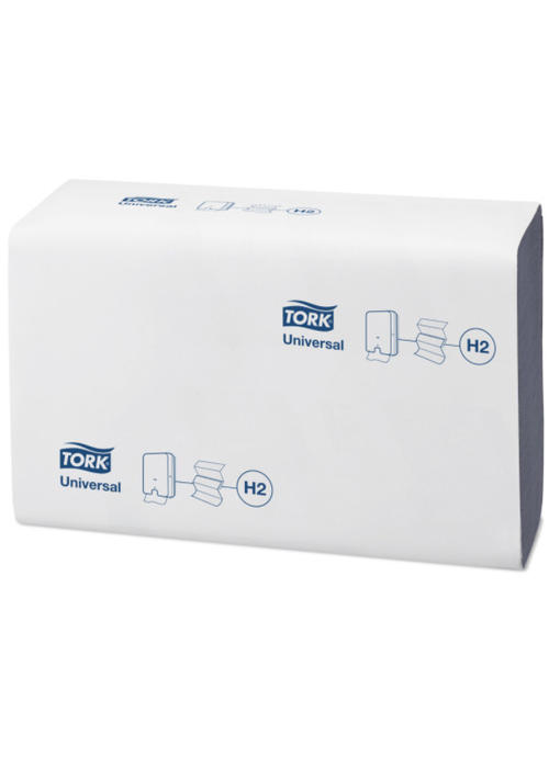 Tork Xpress® Zachte Multifold Handdoek 2-laags Blauw H2 Premium