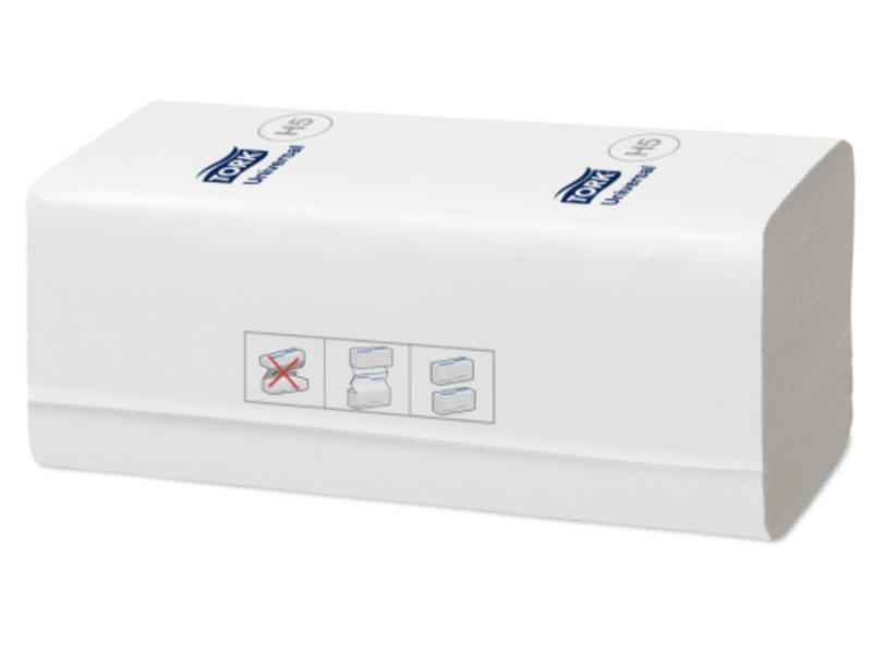 Tork Tork PeakServe® Zachte Continue Handdoek 1-laags Wit H5 Universal