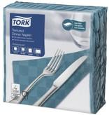 Tork Tork NexxStyle® servet 38x39cm 2-laags 1/4-vouw Blauw groen 18x50