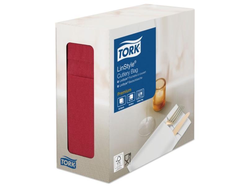 Tork Tork LinStyle® Pochette 6x60 burgundy