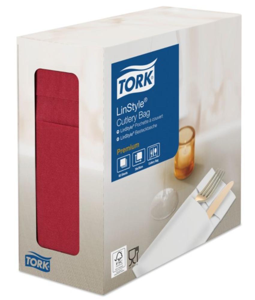 Tork LinStyle® Pochette 6x60 burgundy