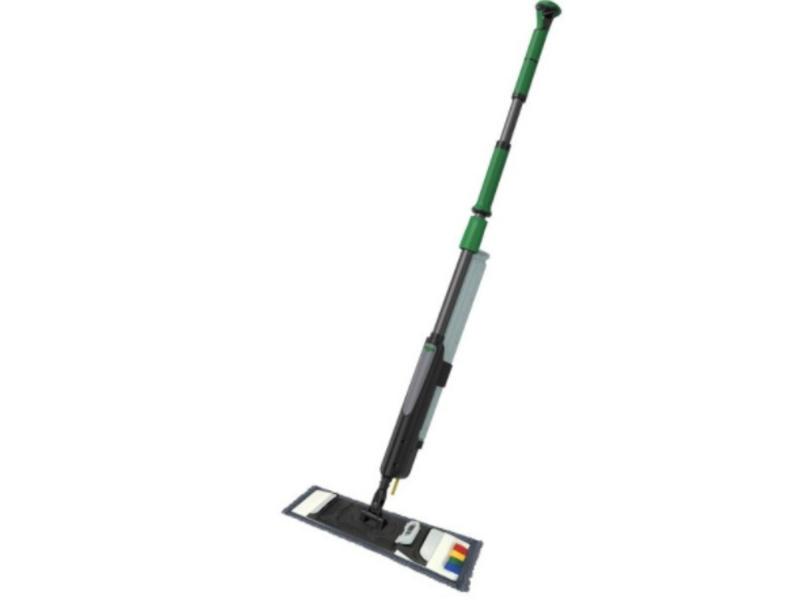 Unger Unger erGO! Clean Velcro Mop set