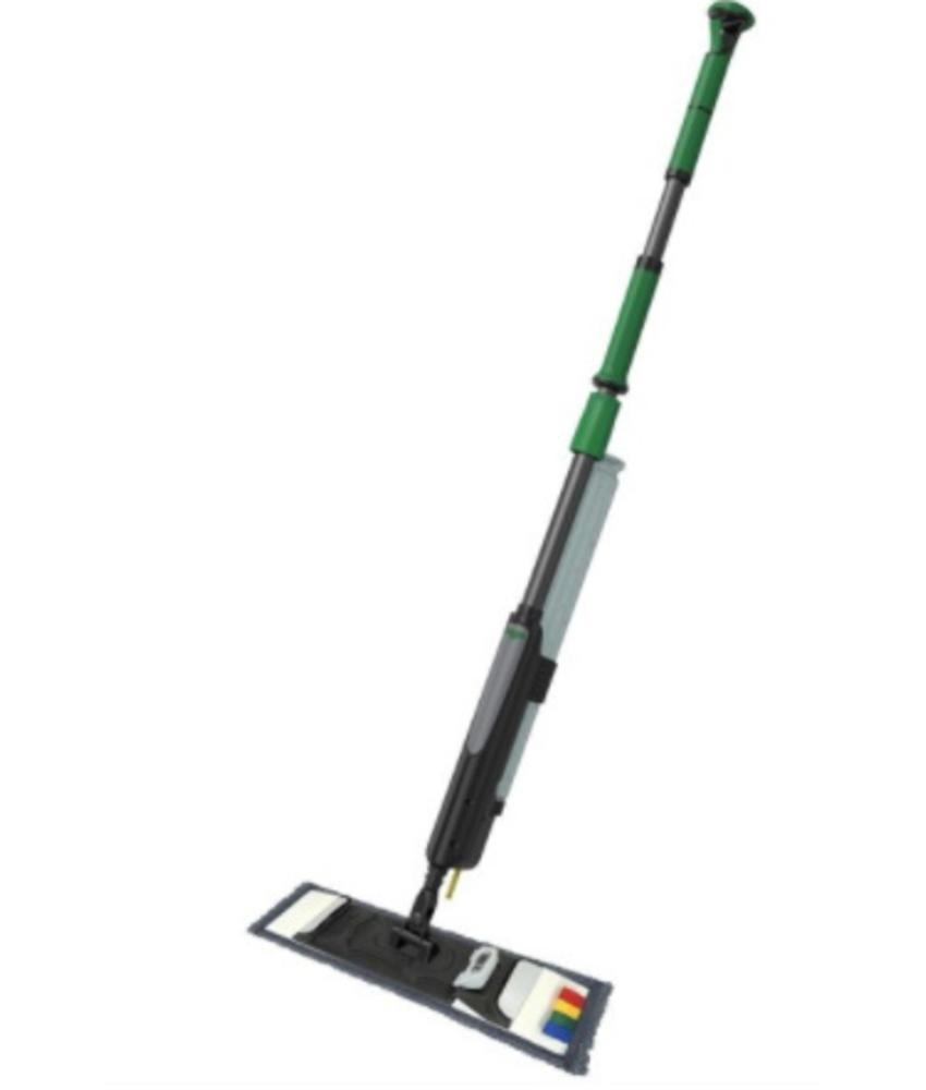 Unger erGO! Clean Velcro Mop set
