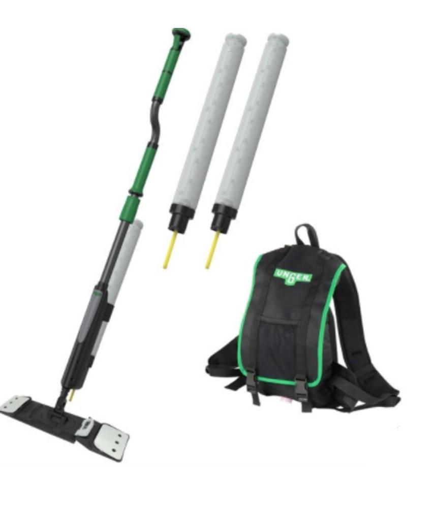 Unger erGO! Wax Pocket Mop set PRO