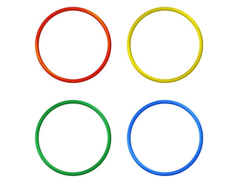 Unger Unger erGO! Ringen voor kleurcodering