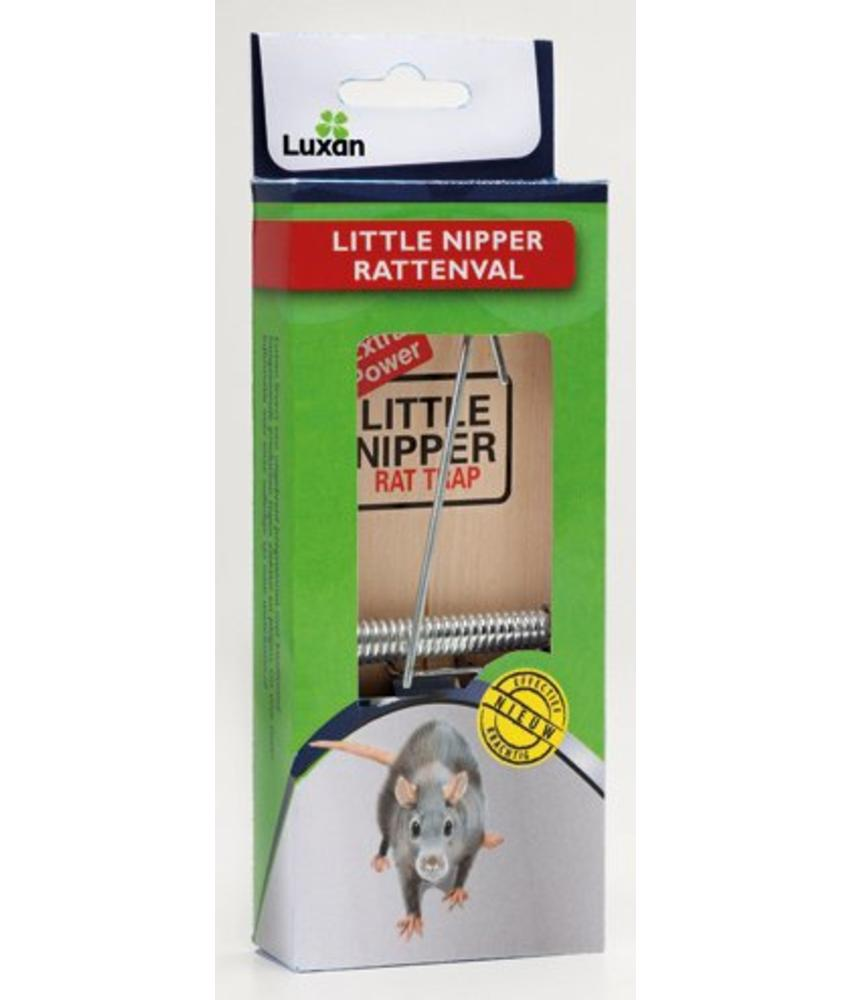 Luxan Little Nipper Rattenval - 1 stuk
