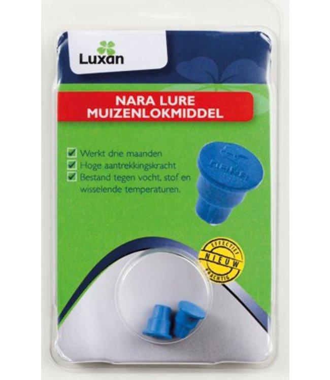 Luxan Luxan Nara Lure Vanille - 2 stuks