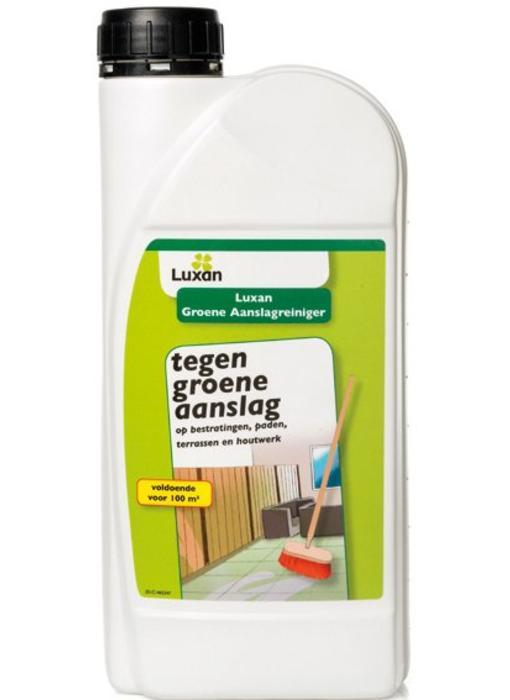 Luxan Groene Aanslagreiniger - 1 liter
