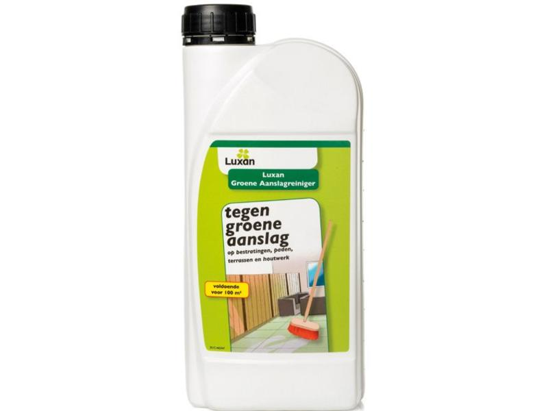 Luxan Luxan Groene Aanslagreiniger - 1 liter