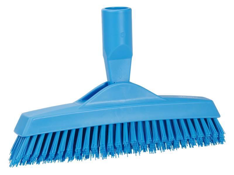 Vikan Vikan, Extra harde voegenborstel met flexibele nek, 225x35x90mm, blauw