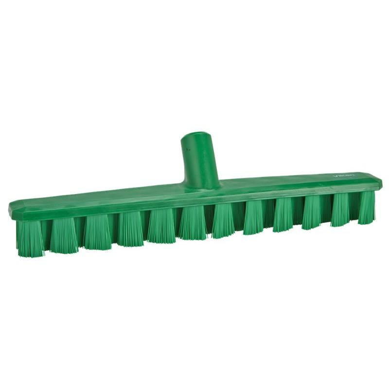 Vikan, Harde vloerschrobber, Ultra Safe, 400x50x75mm, groen