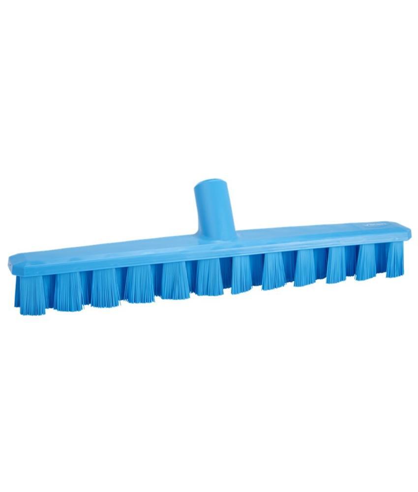Vikan, Harde vloerschrobber, Ultra Safe, 400x50x75mm, blauw