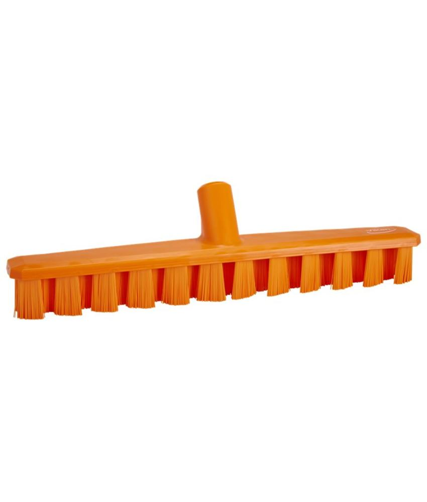 Vikan, Harde vloerschrobber, Ultra Safe, 400x50x75mm, oranje
