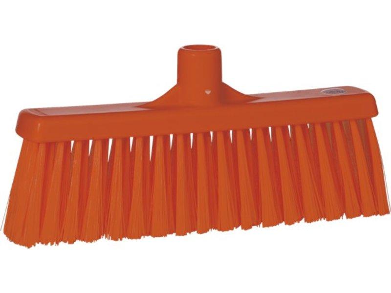 Vikan Vikan, Rechte veger, medium, 310x140x60mm,oranje