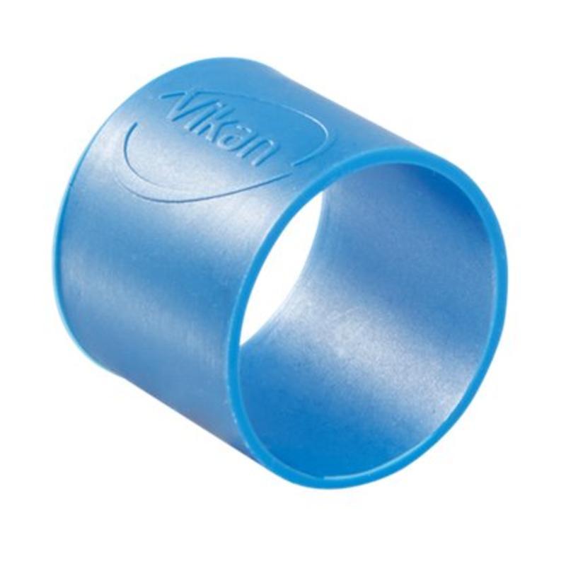 Vikan, Rubber ring 26mm, voor secundaire kleurcodering, blauw