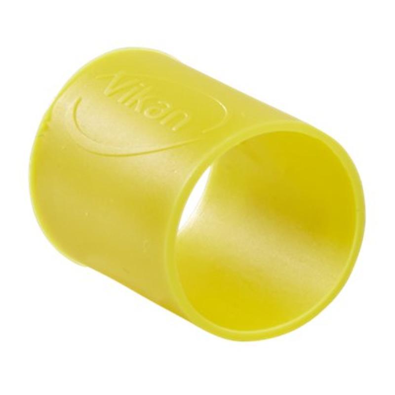 Vikan, Rubber ring 26mm, voor secundaire kleurcodering, geel