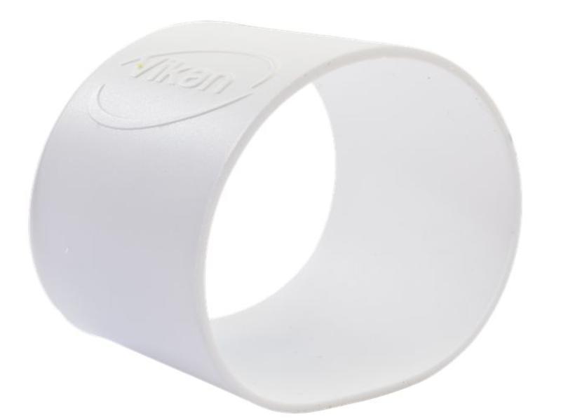 Vikan Vikan, Rubber ring 40mm, voor secundaire kleurcodering, wit