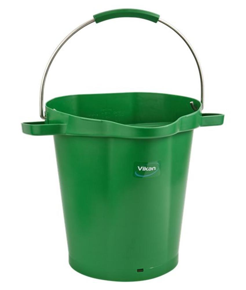 Vikan, Emmer 20 liter, groen