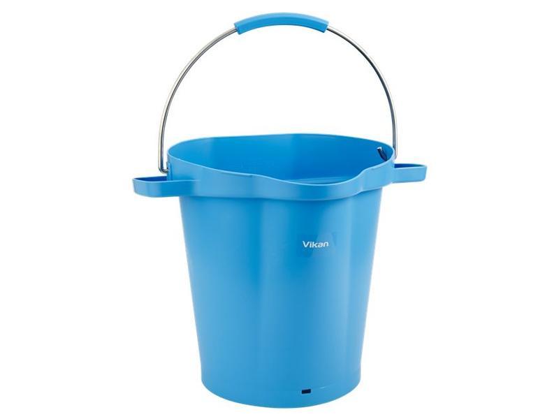 Vikan Vikan, Emmer 20 liter, blauw