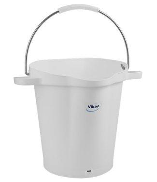 Vikan Vikan, Emmer 20 liter, wit