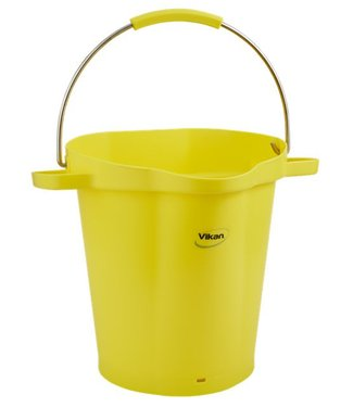 Vikan Vikan, Emmer 20 liter, geel