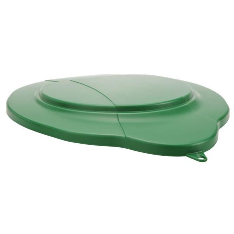 Vikan, deksel voor 20 liter emmer, groen