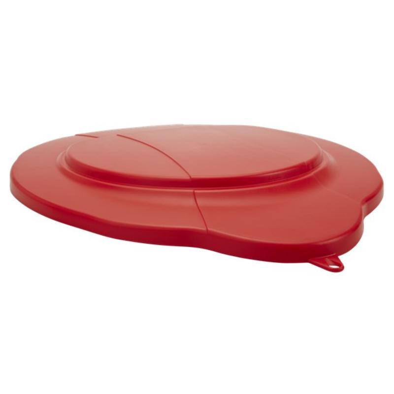 Vikan, deksel voor 20 liter emmer, rood