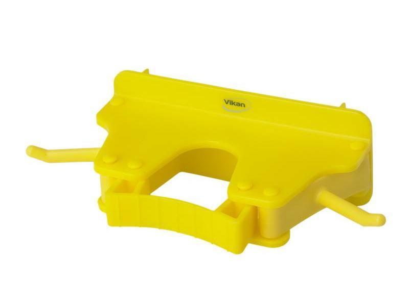 Vikan Vikan, Full colour ophangsysteem, 160x80x60mm, geel