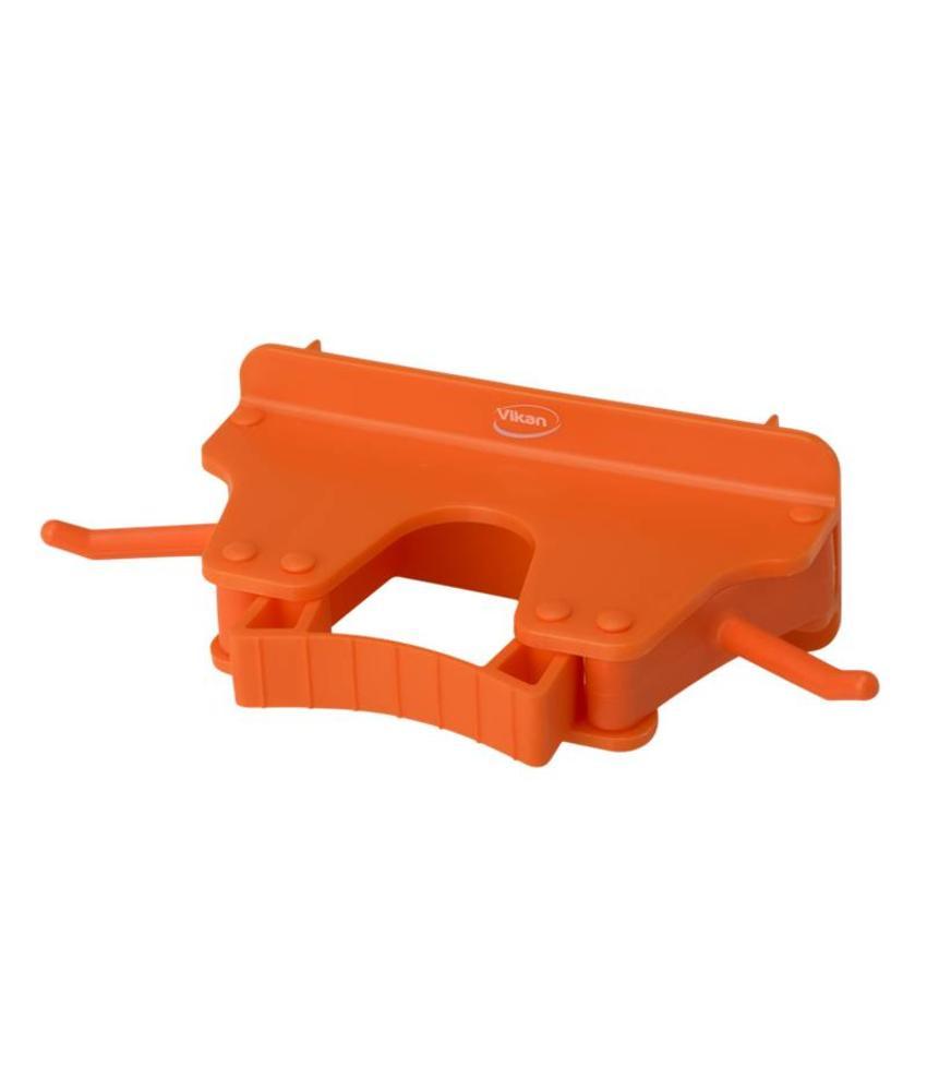 Vikan, Full colour ophangsysteem, 160x80x60mm, oranje