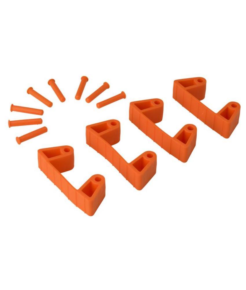 Vikan, Aanvulset klemmen voor full colour ophangsysteem, oranje