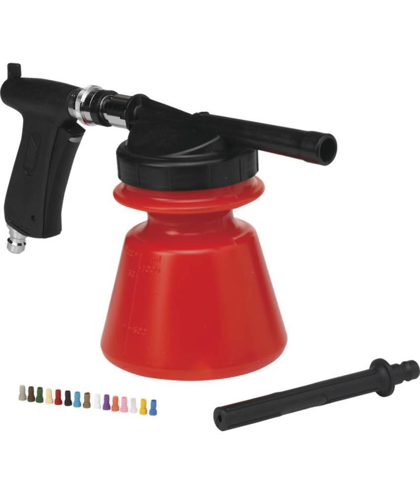 Vikan, Ergo Foam Sprayer 1,4 liter, rood