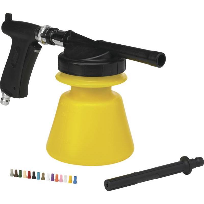 Vikan, Ergo Foam Sprayer 1,4 liter, geel