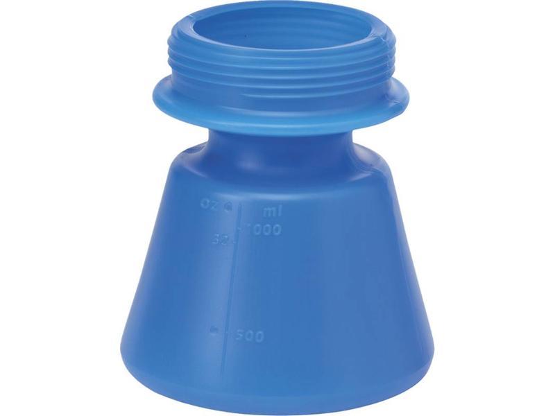 Vikan Vikan, Reserve can, 1,4 liter Foam Sprayer, blauw