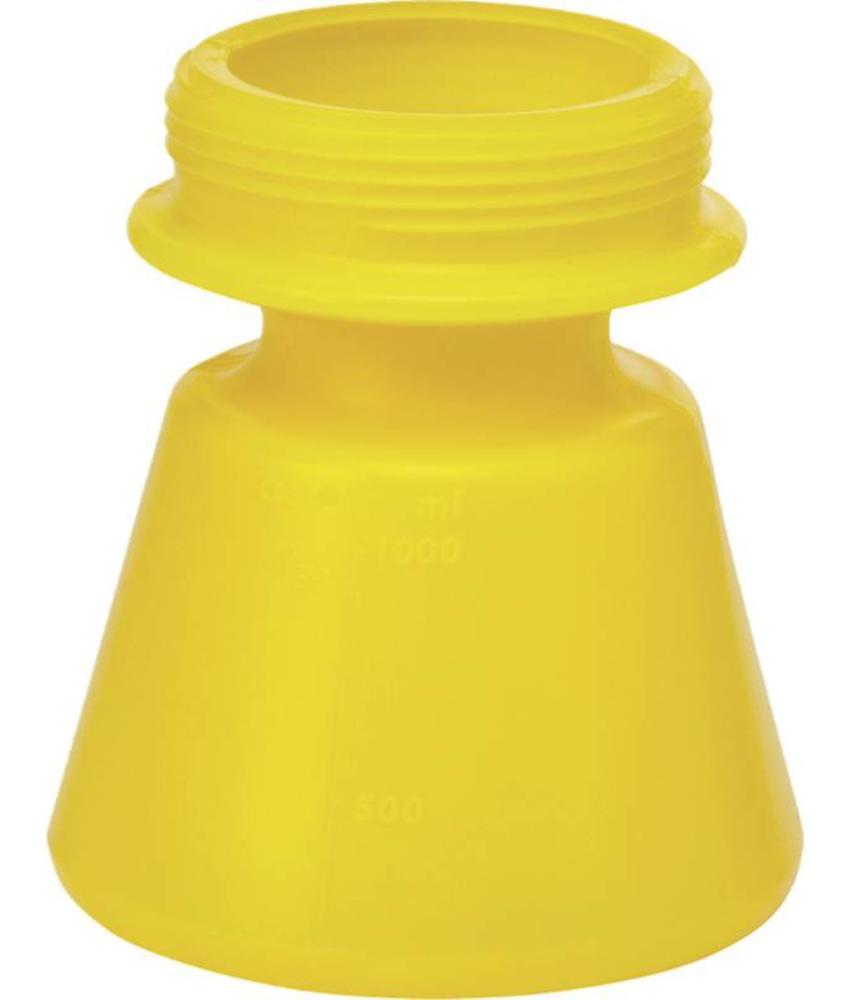 Vikan, Reserve can, 1,4 liter Foam Sprayer, geel