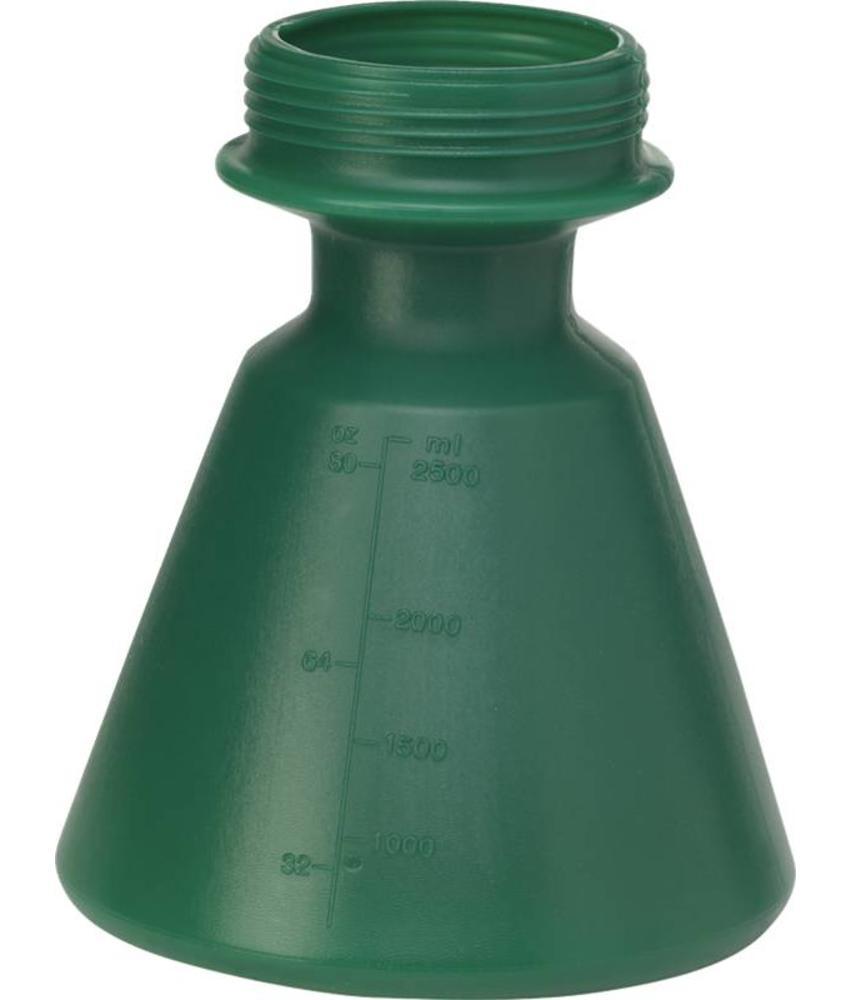 Vikan, Reserve can, 2,5 liter Foam Sprayer, groen